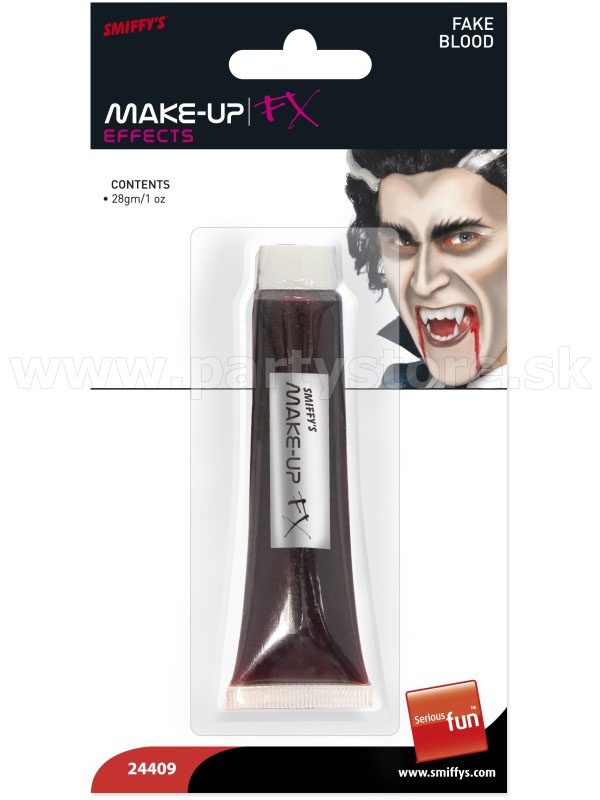 "Krv v tube "" MAKE-UP FX Effects "" 28 ml"