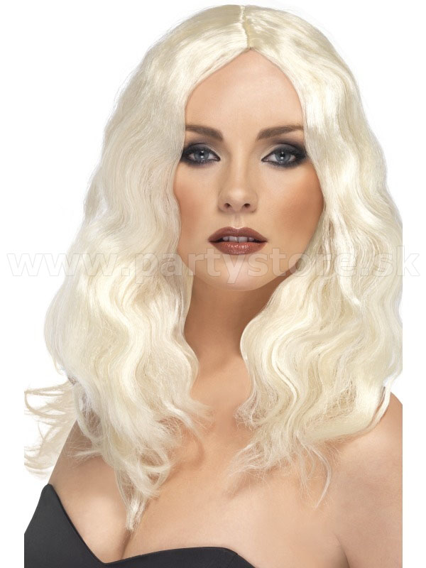 Parochňa - SUPERSTAR - blond platinum, dámska
